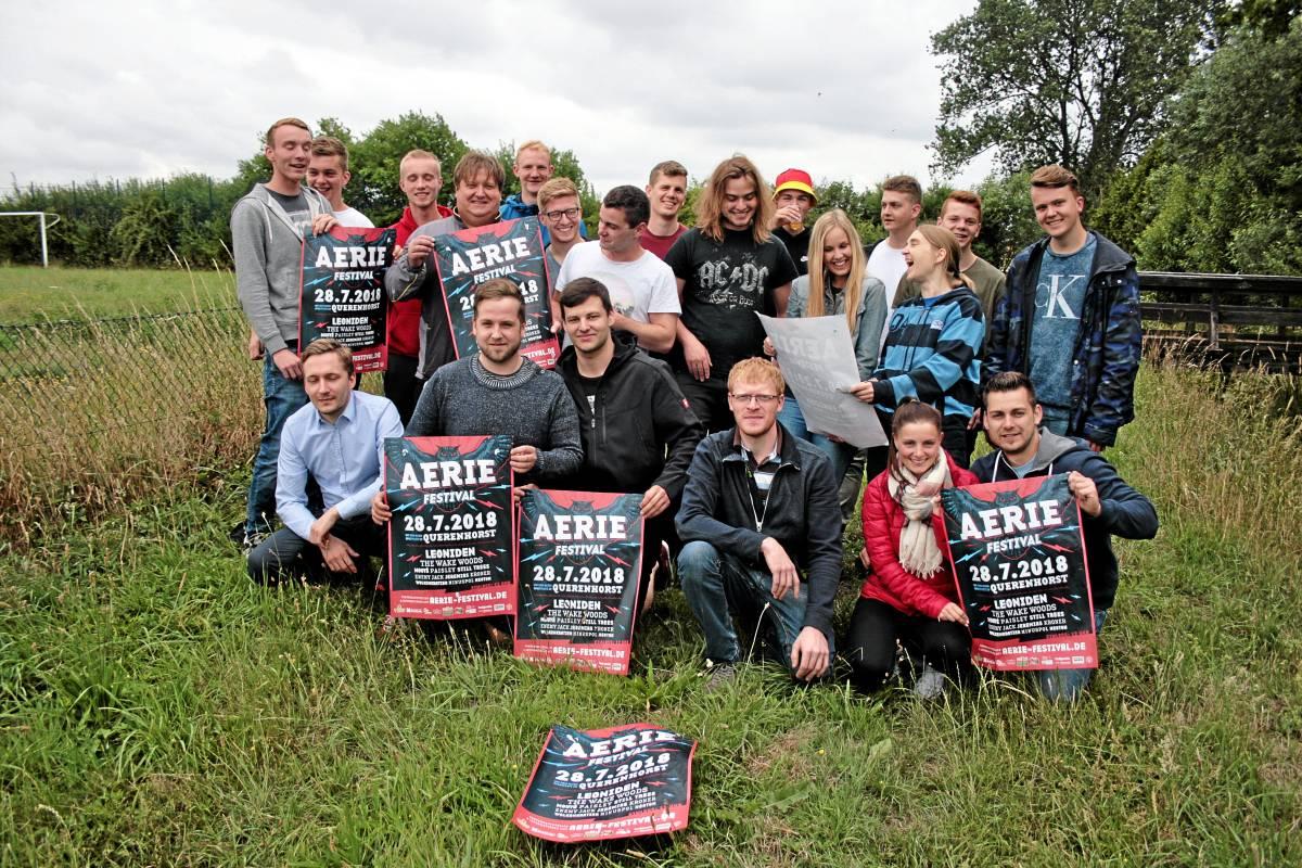 Nach Rock In Q Kommt Nun Aerie Das Open Air Festival Helmstedt