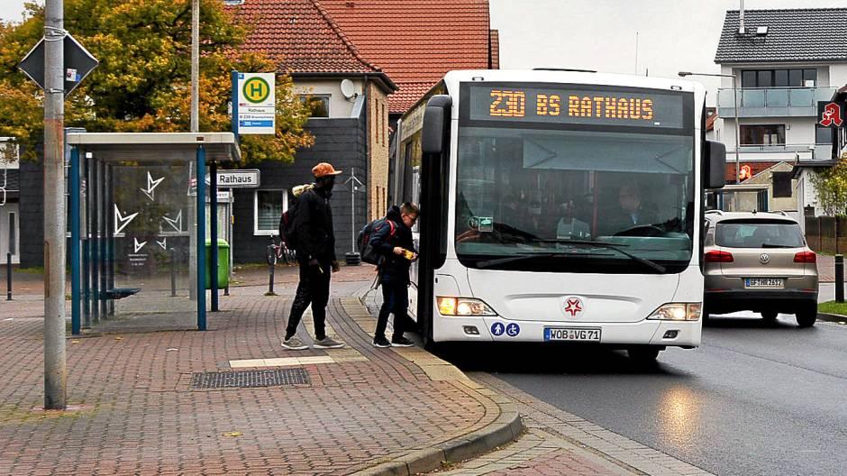 Neue Gemeinde Buslinie Kommt Im Dezember Helmstedt