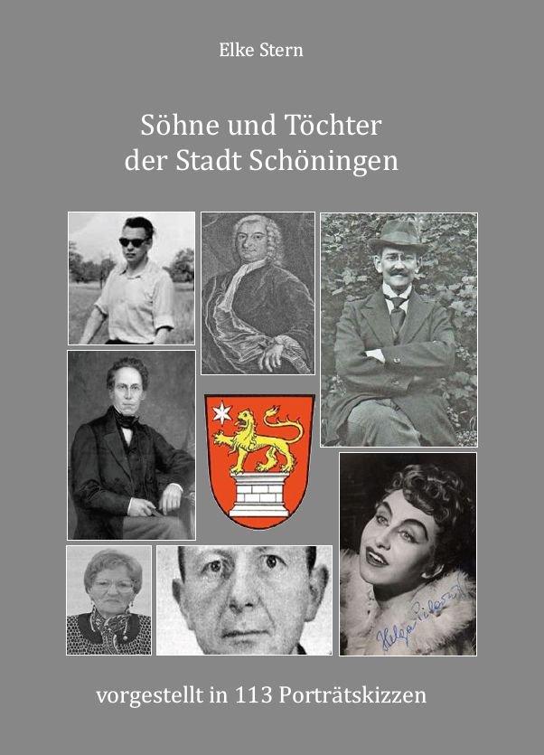 """Das Buch """"Söhne und Töchter der Stadt Schöningen – vorgestellt in 113 Porträtskizzen"""" ist vorerst nur per E-Mail (tourismus@schoeningen.de, elke.stern@tonline.de) oder telefonisch unter der Rufnummer (05352) 900381 zu bestellen."""