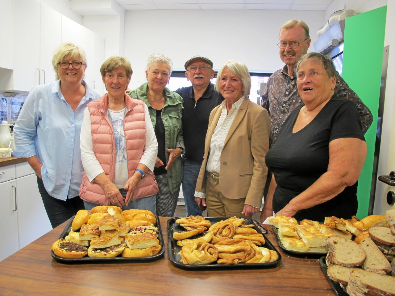 Die Ehrenamtlichen der Suppenküche in Wolfenbüttel sorgen dafür, dass Bedürftige im Sommer ein Frühstück und im Winter eine warme Mahlzeit bekommen.