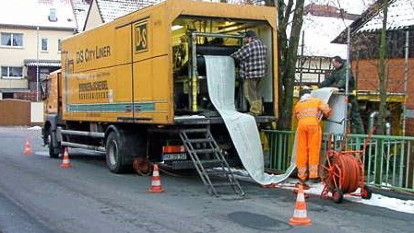 Abwasserkanäle in Wolfenbüttel werden saniert